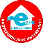Logo Radfreundliche Unterkunft