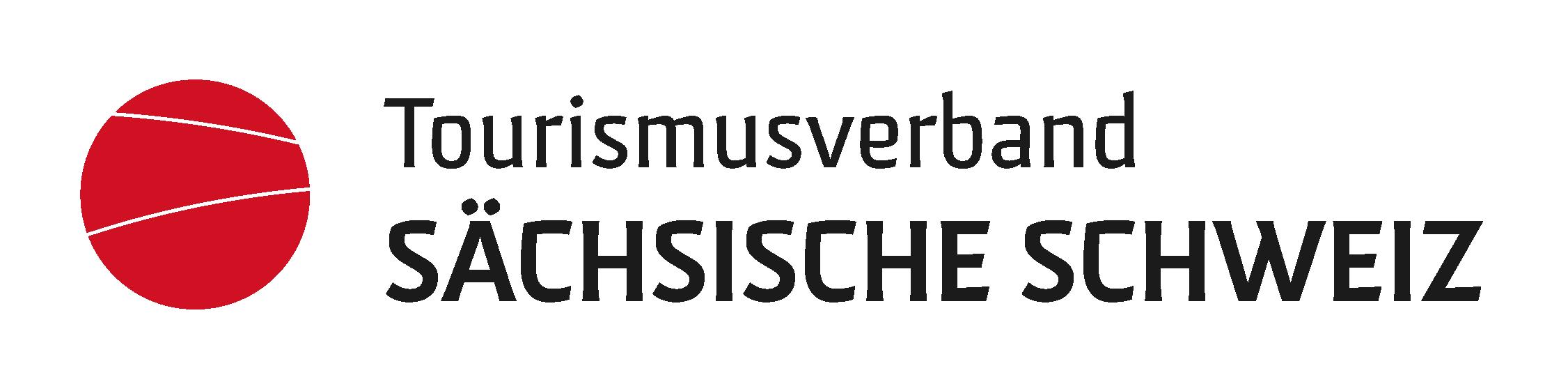 Logo Tourismusverband Sächsische Schweiz e.V., Projektkoordination Elberadweg-Süd