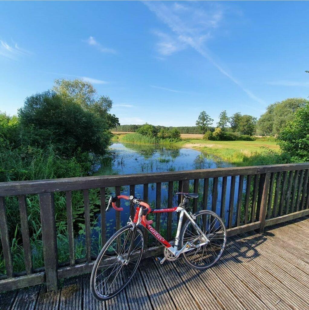 Elberadweg mit dem Rennrad - in 6 Tagen von Hamburg nach Dresden