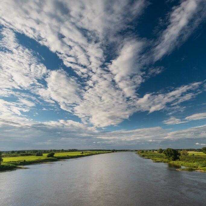 Elberadweg Mitte-2014-372 Tangermünde © Ketz