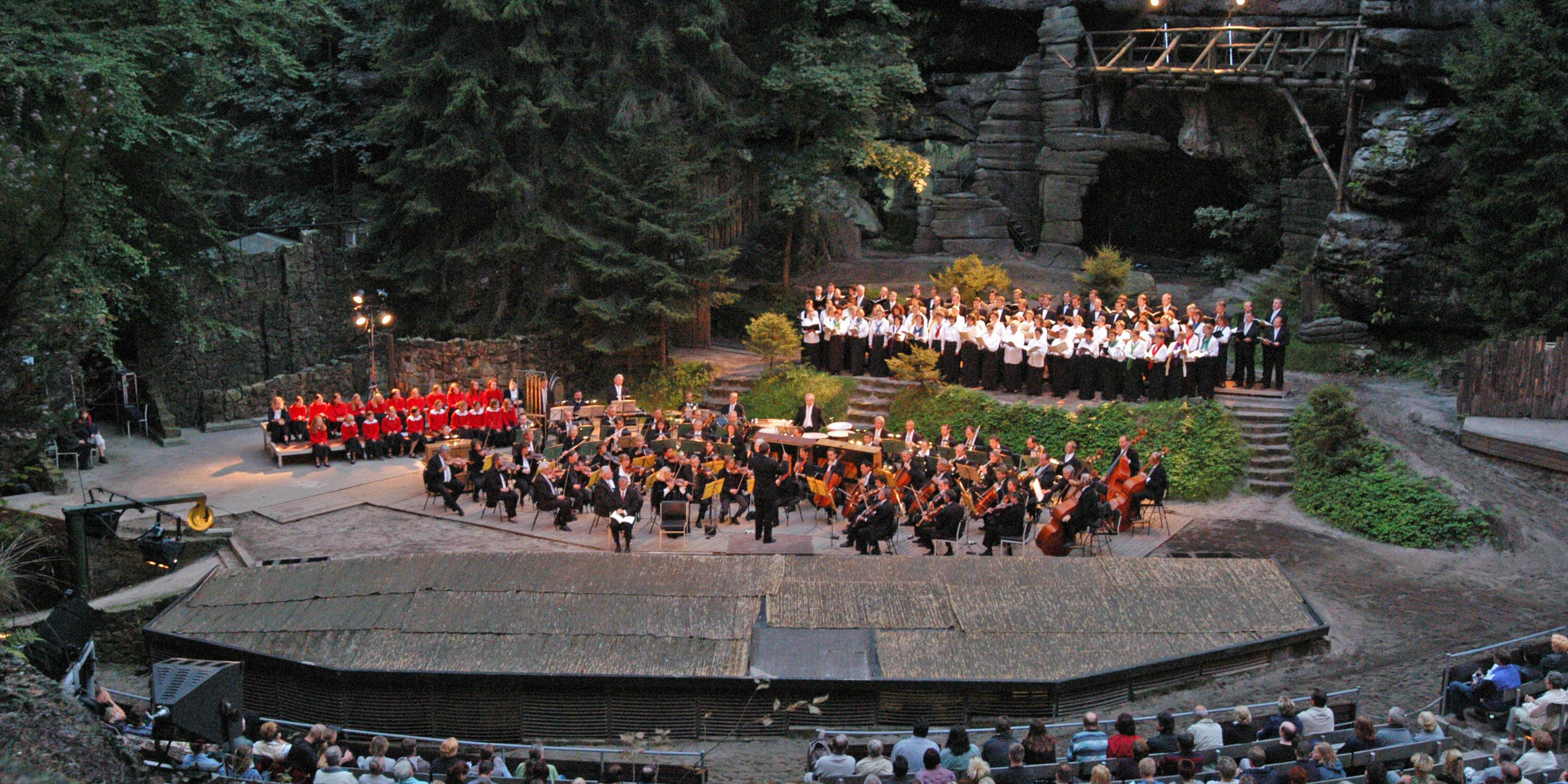 Jedes Jahr im Programm - Carmina Burana